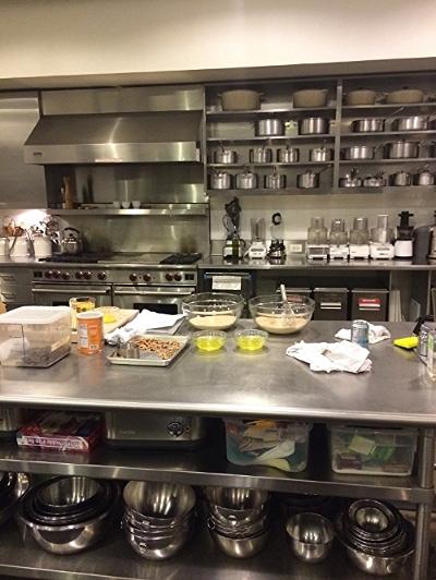 Testing Kitchen for Martha Stewart and her staff