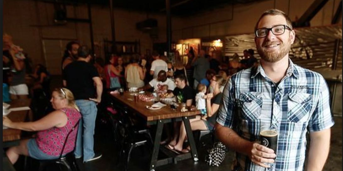 A smart business move for millennial--find one area of food and beverage and work in that business, whether it's a brewery, a cafe, or a restaurant.