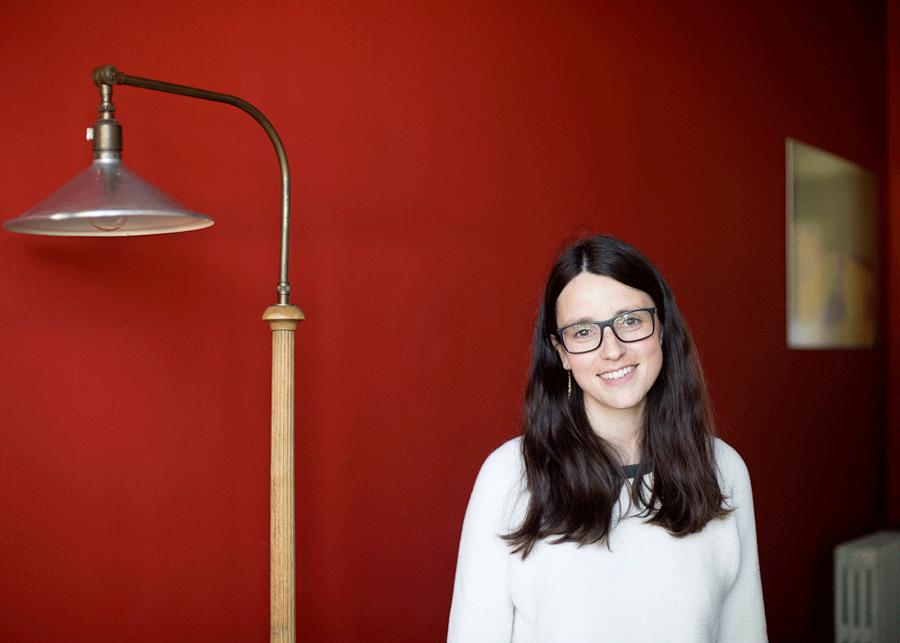 Isabelle Solla  / Architecte