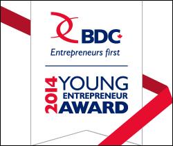 BDC Young Entrepreneurship Award