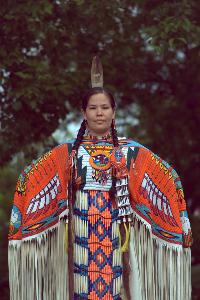 St Mary's Pow Wow photo submitted by Canadian Mosaic.