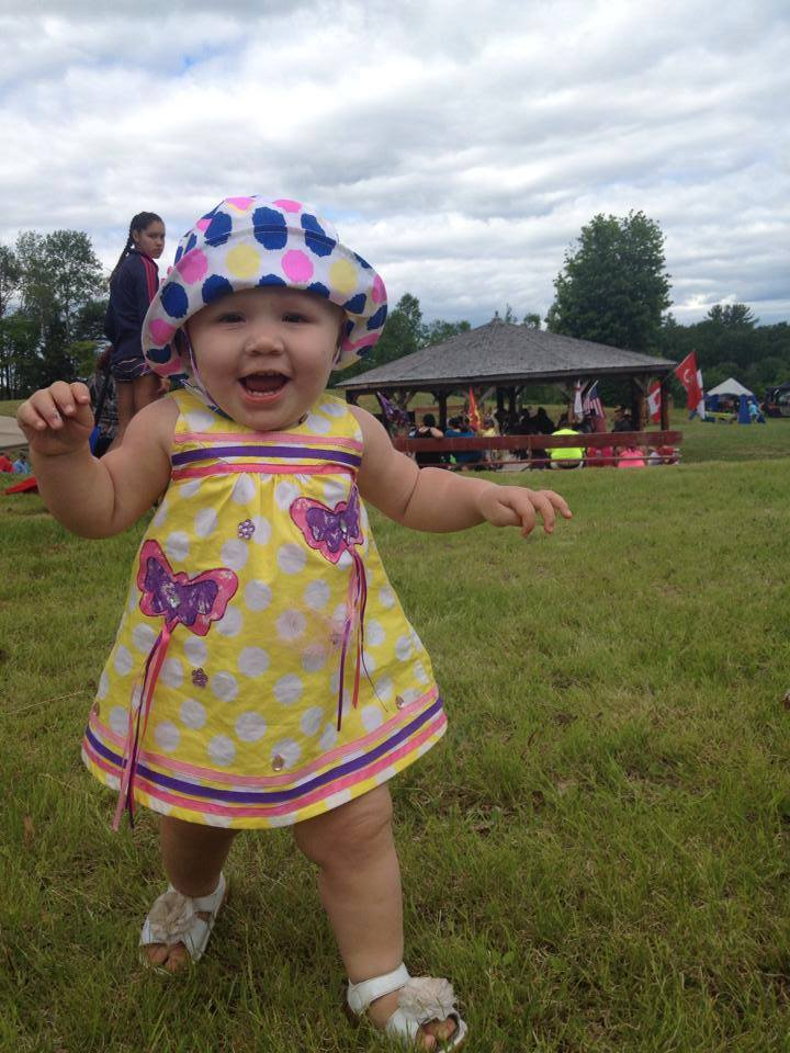 Metepenagiag Pow Wow photo submitted by Autumn Lee Murphy-Cloud.