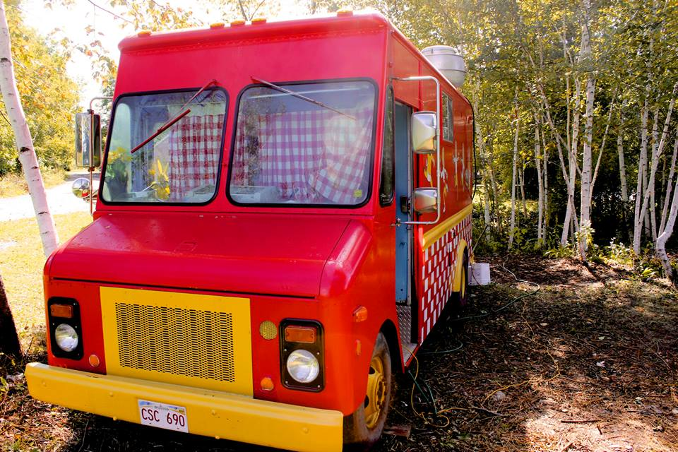 Mac Shack Food Truck