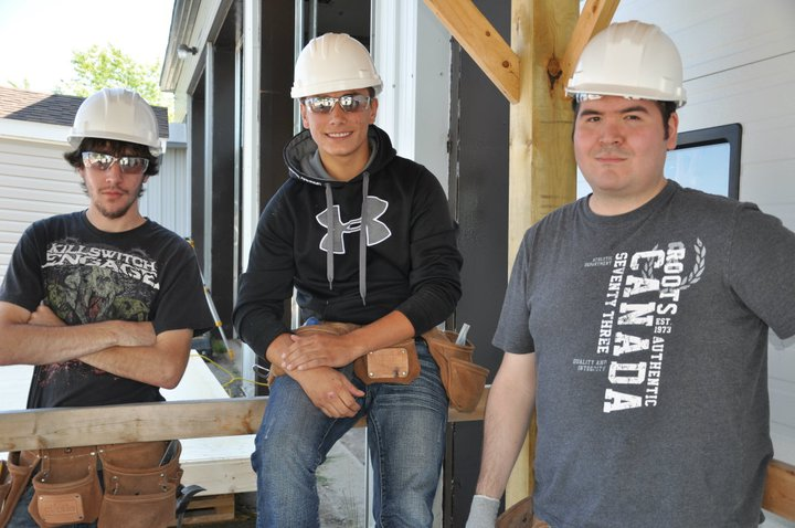 Aboriginal construction workers