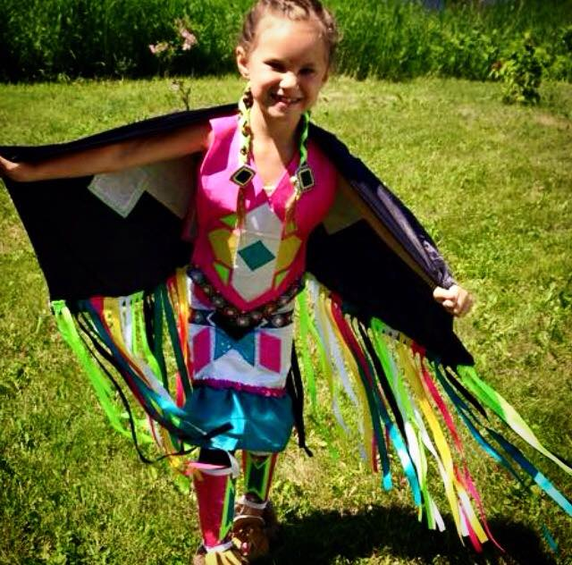 St. Mary's Pow Wow photo submitted by Shelley Polchies