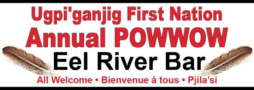 Eel River Bar Pow Wow 2015