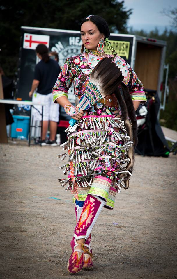 Eel River Bar Pow Wow Photo submitted by Charlene LaBillois
