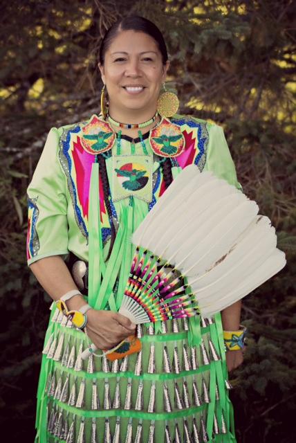 Ingrid Brooks, Indian Island First Nation