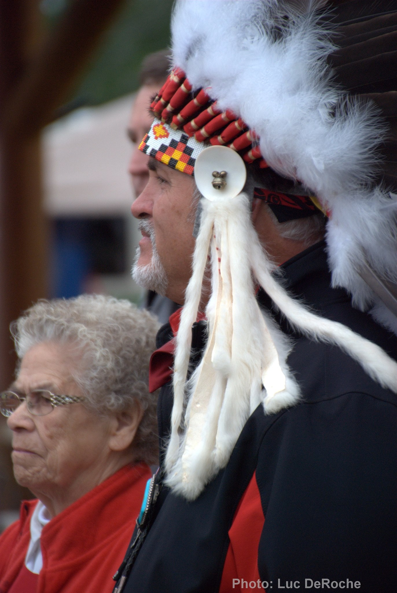Pabineau First Nation Pow wow photo submitted by Luc DeRoche