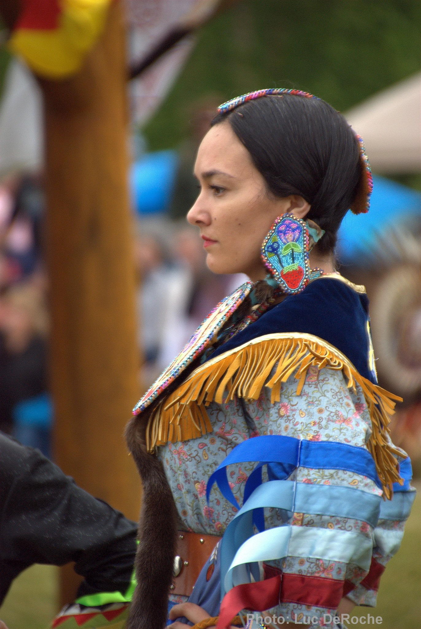 Pabineau First Nation's Pow wow photo submitted by Luc DeRoche