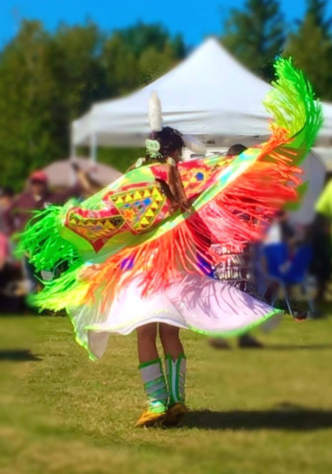 Elsipogtog First Nation Pow wow photo submitted by Anne Margaret Paul