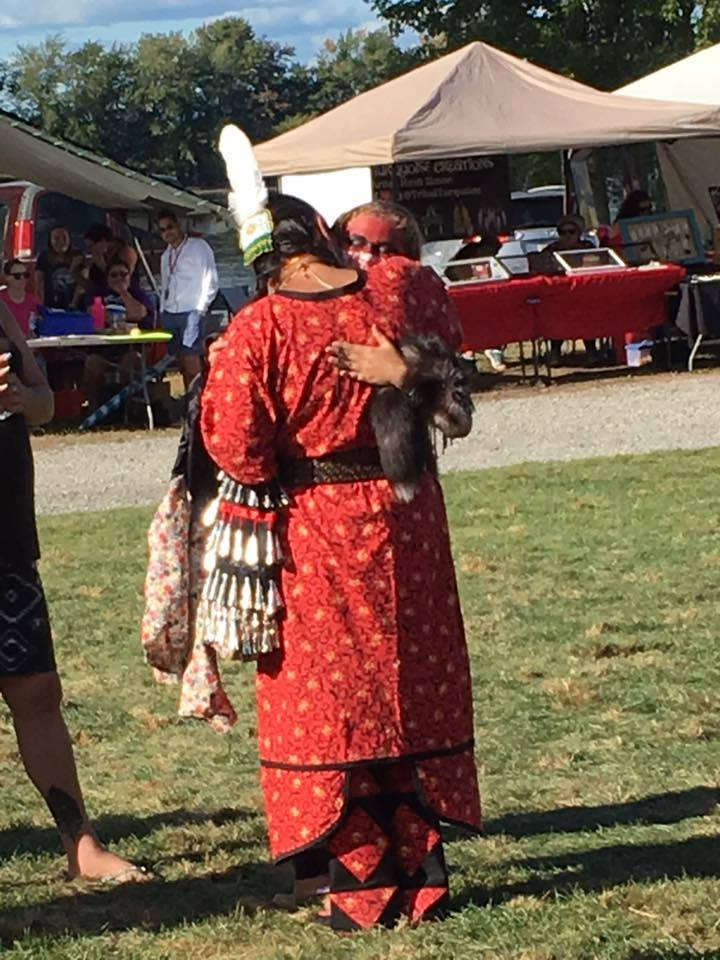 Oromocto First Nation Pow wow submitted by Allan Sabattis-Atwin