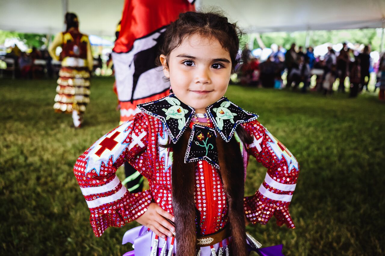 St. Mary's First Nation 2017 Pow Wow Photo submitted by Logan Perley