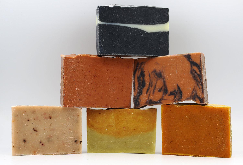 Soul Flower Herbals soap