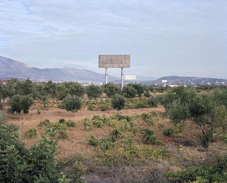 """""""Zeichen ohne Bedeutung"""" , Athens, #8, 2014."""