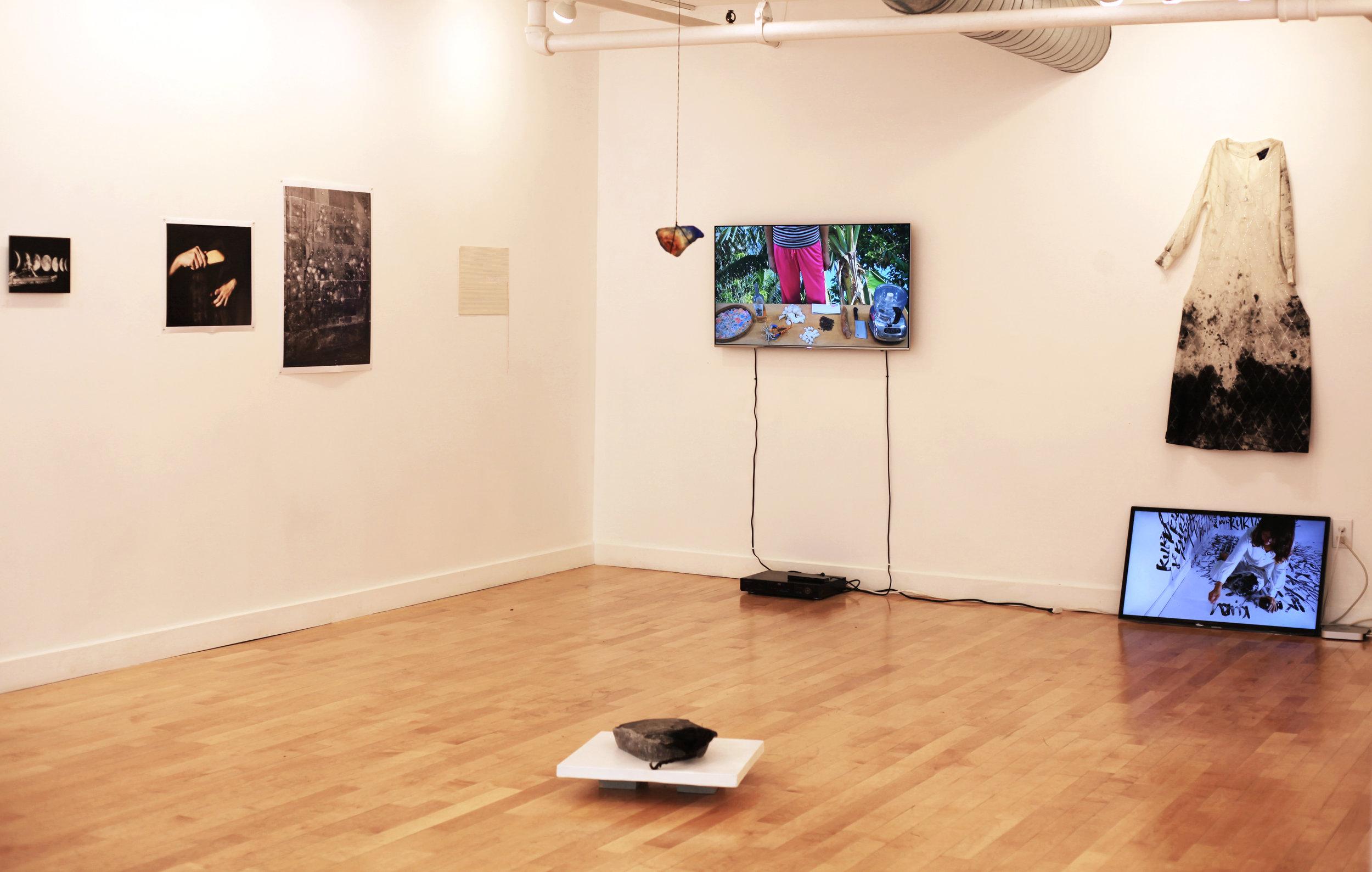 Installation view, Gallery Kayafas