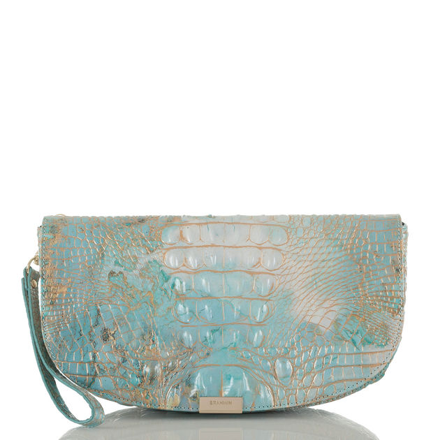 The Sandrine Clutch in Serendipity Melbourne