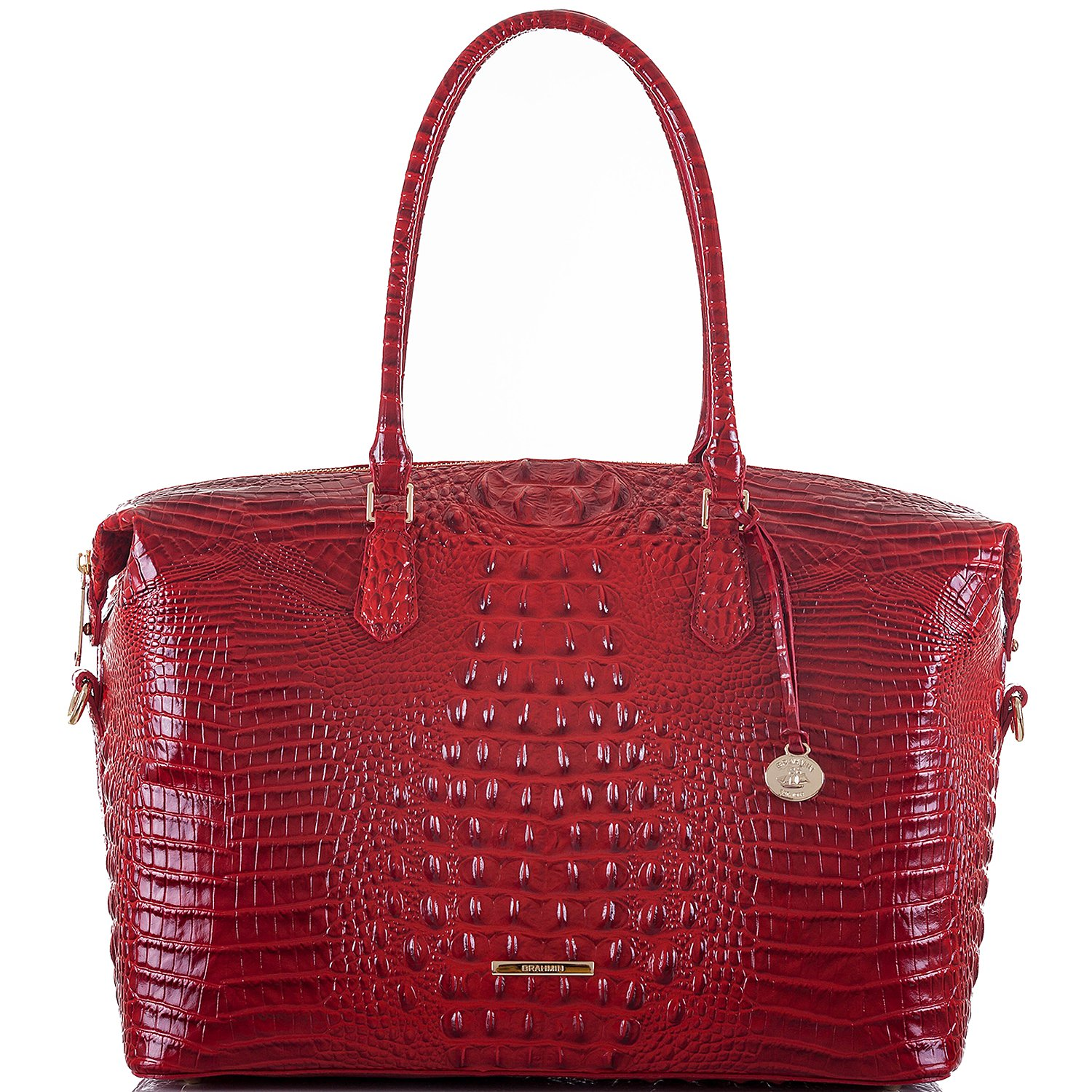The Duxbury Carryall in Scarlet Melbourne