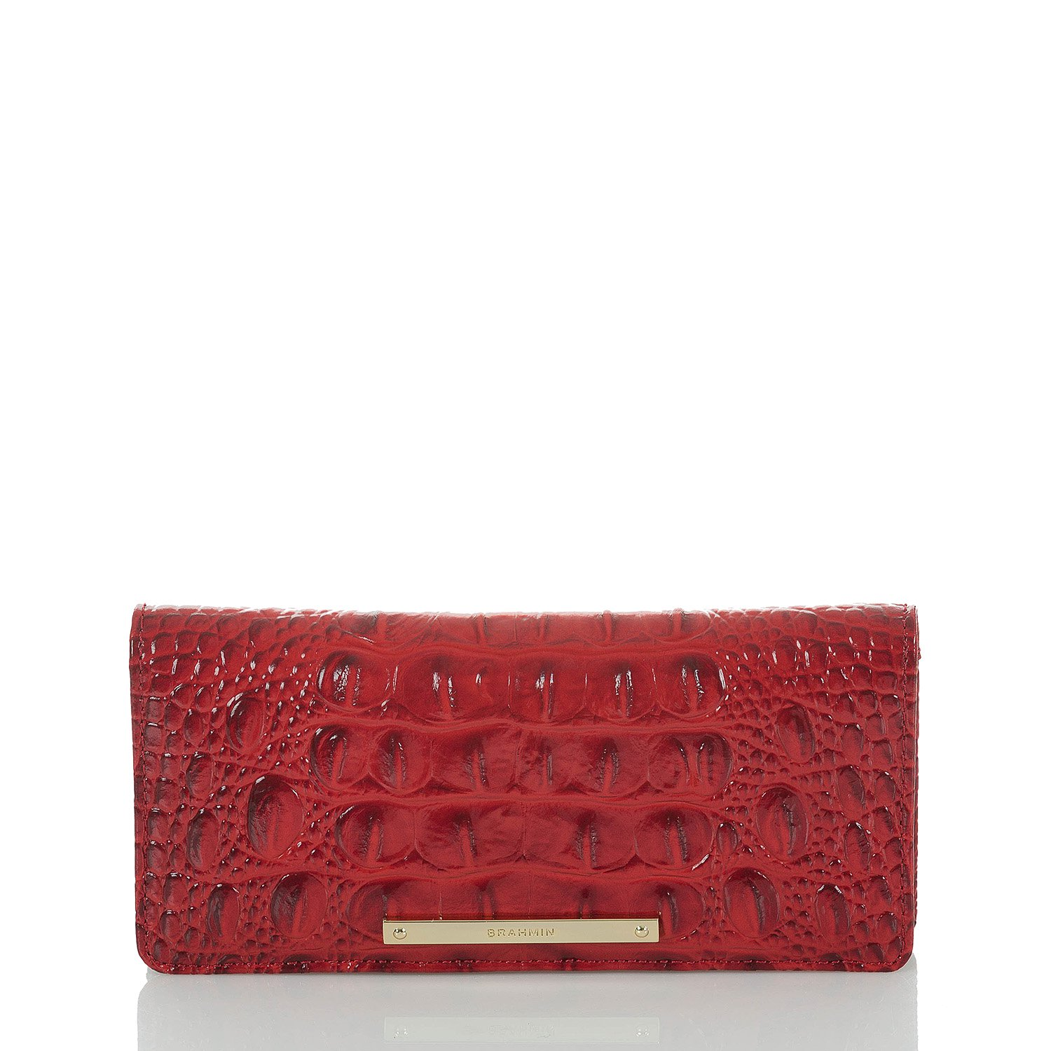 The Ady Wallet in Scarlet Melbourne