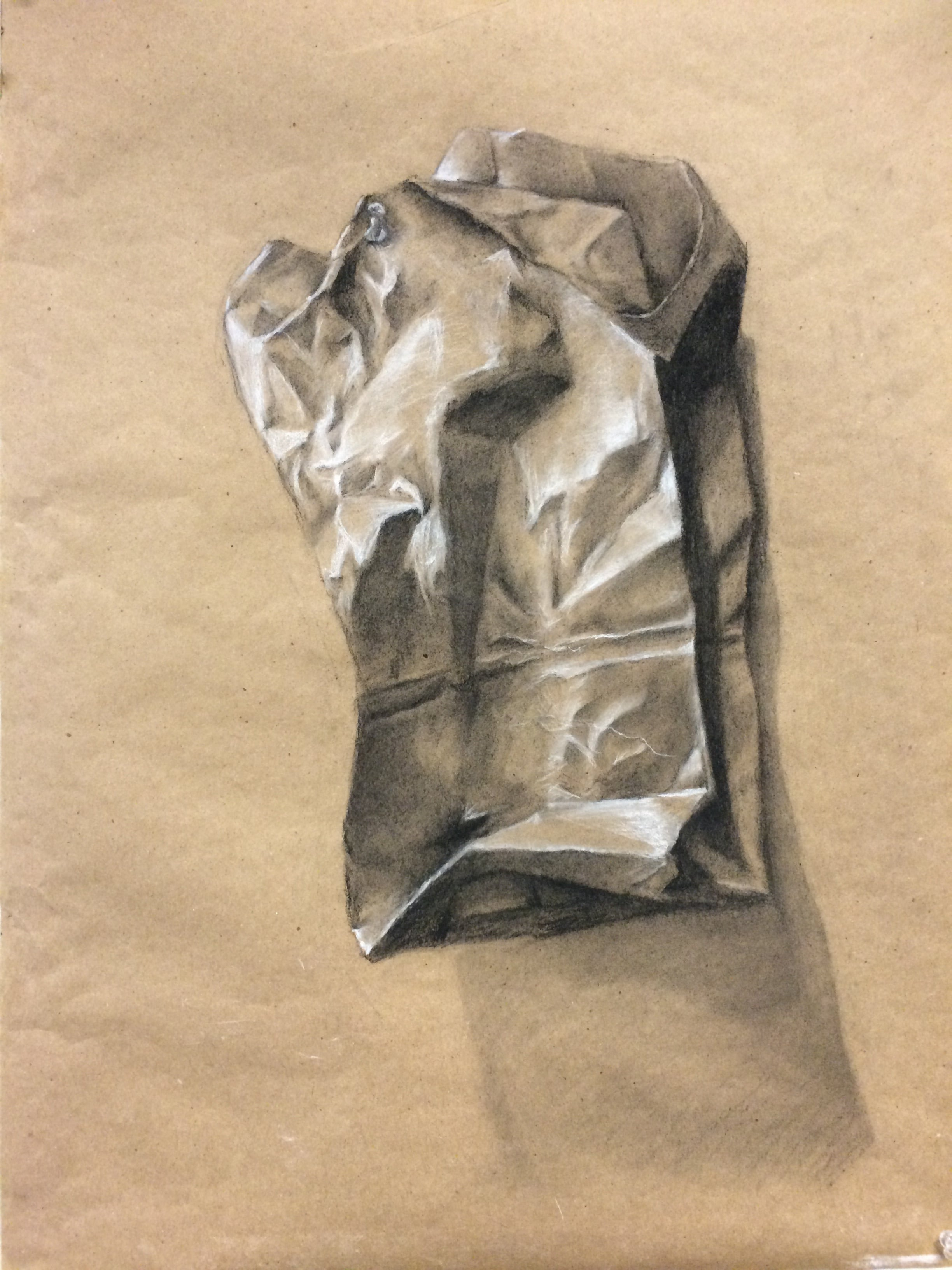 Student, Drawing I