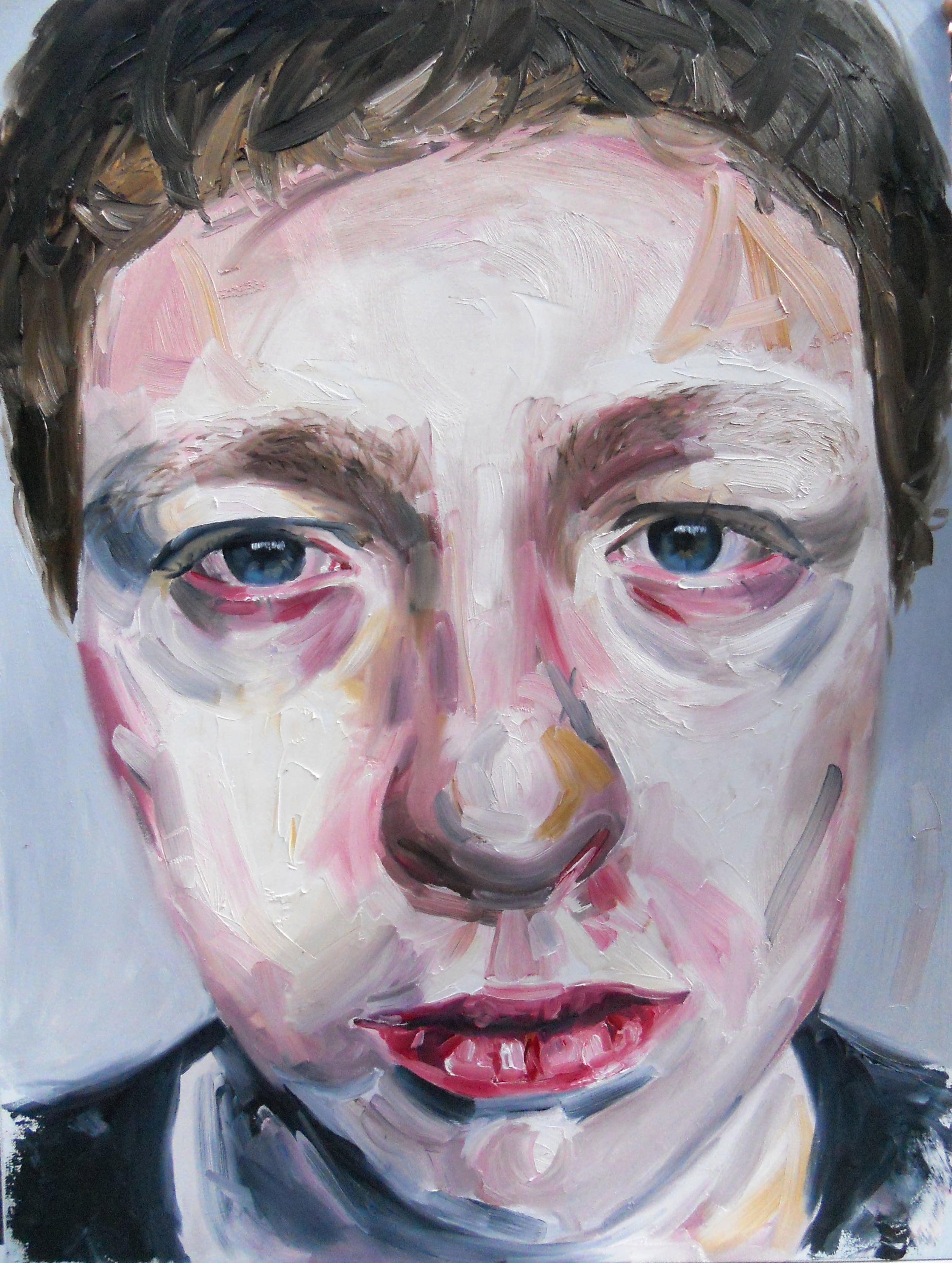 Student, Painting II