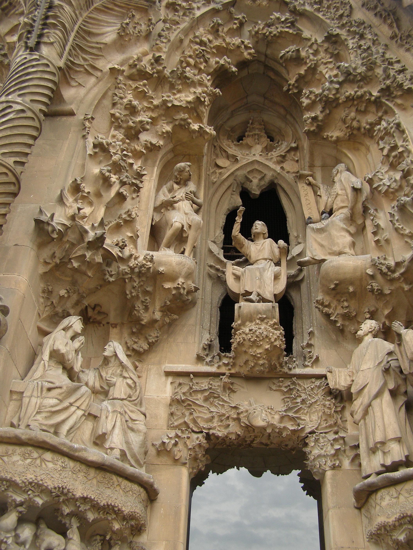 Gaudi's intricacy.jpg