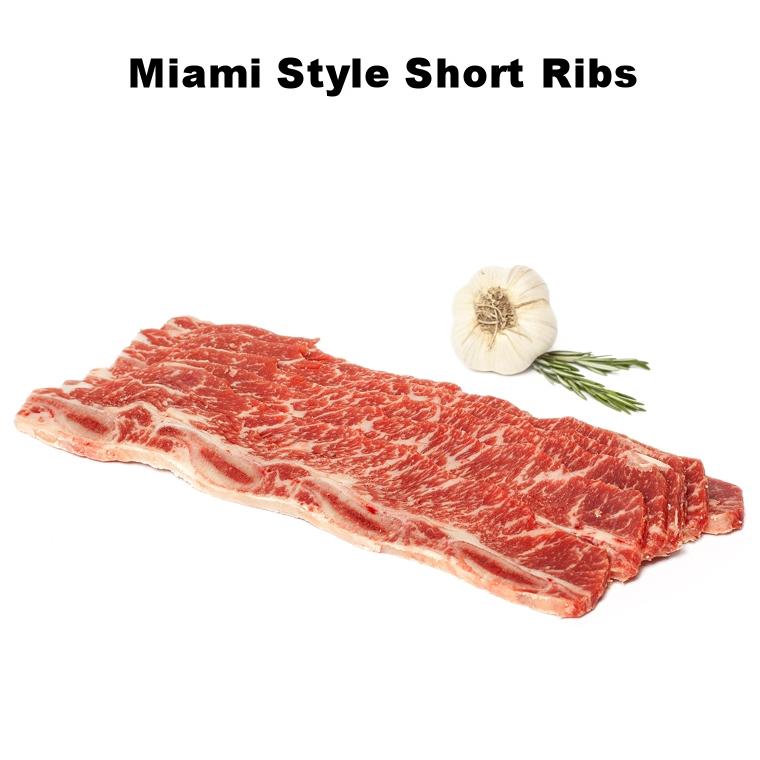 Miami Style Short Ribs