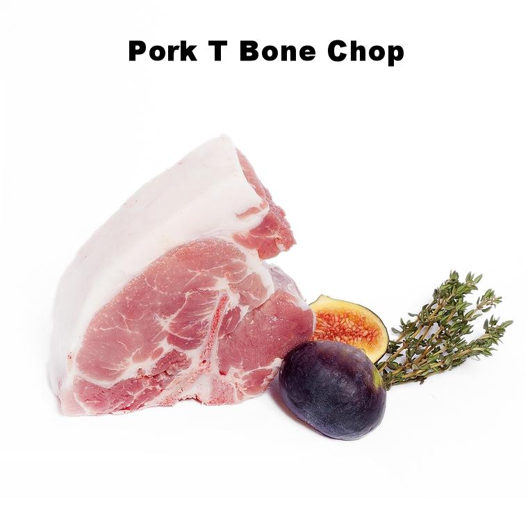 Pork T Bone Chop