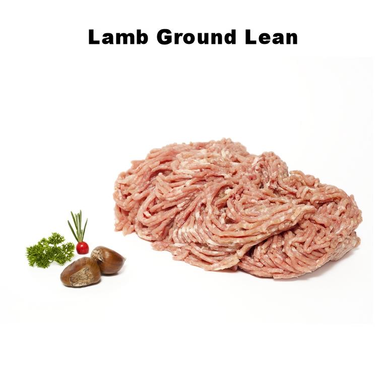 Lamb Ground Lean