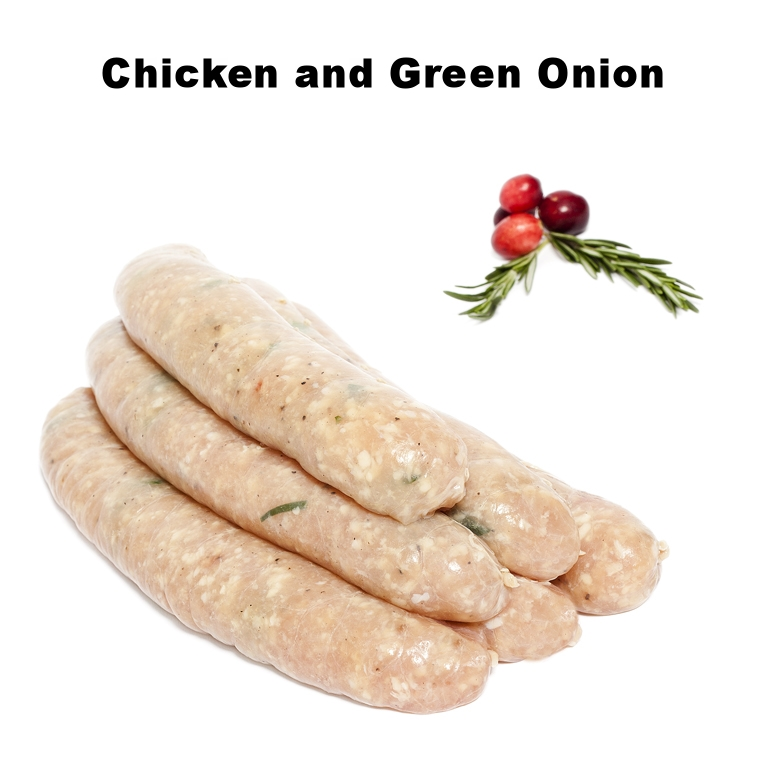 Chicken and Green Onion