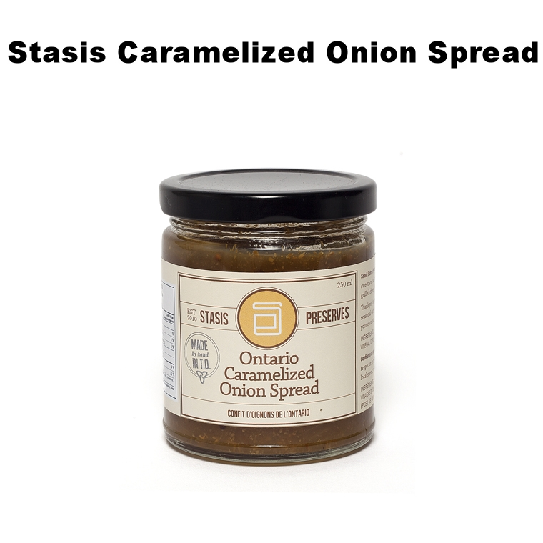 Stasis Caramelized Onion Spread