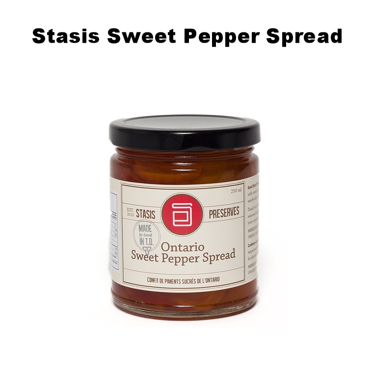 Stasis Sweet Pepper Spread