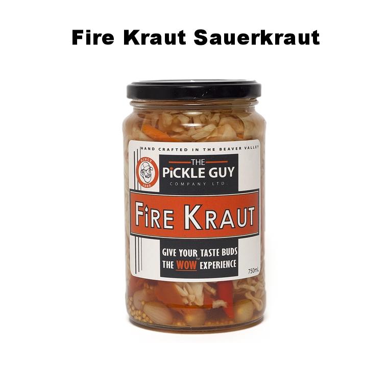 FireKraut Sauerkraut