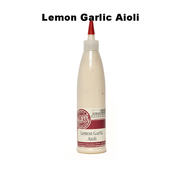 Lemon Garlic Aioli