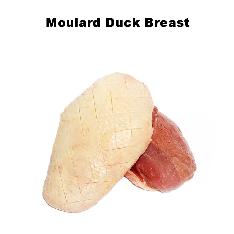 Moulard Duck Breast