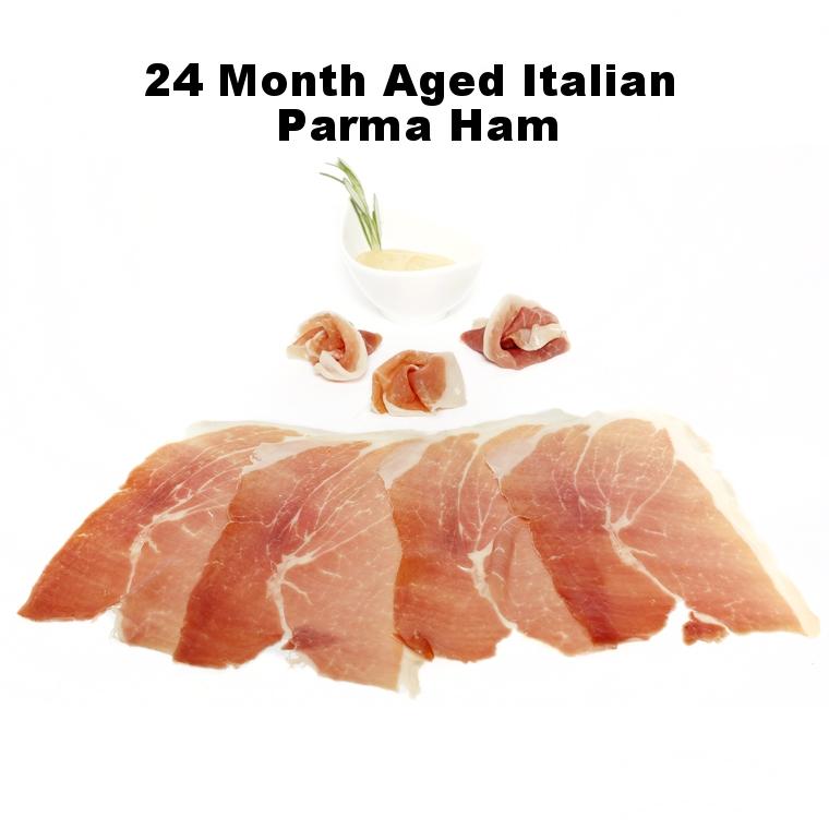 24 Month Aged Italian Parma Ham