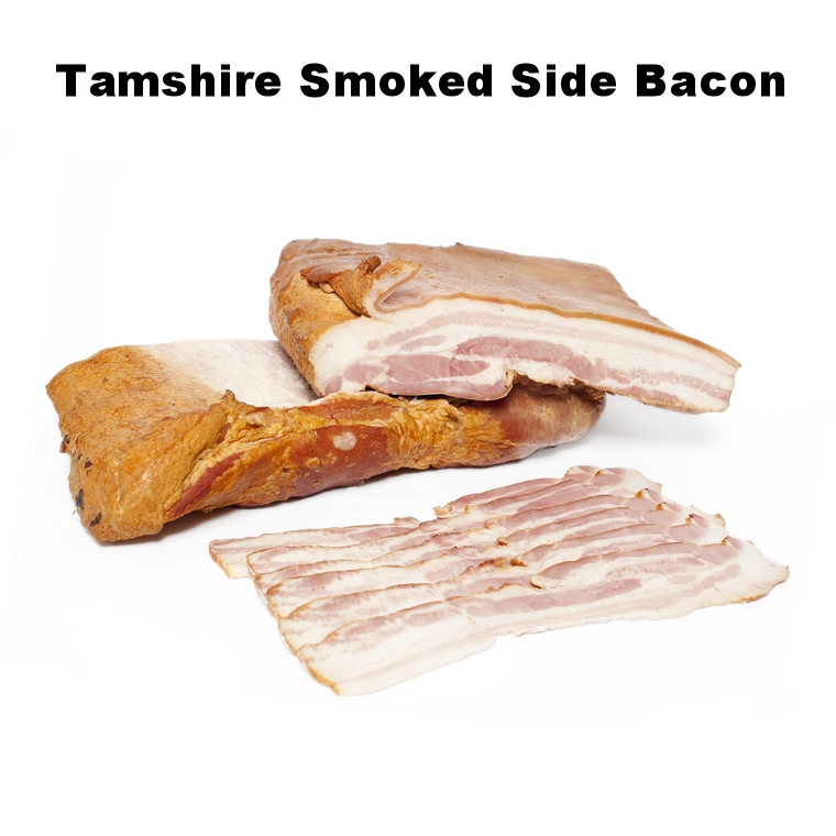 Tamshire Smoked Side Bacon