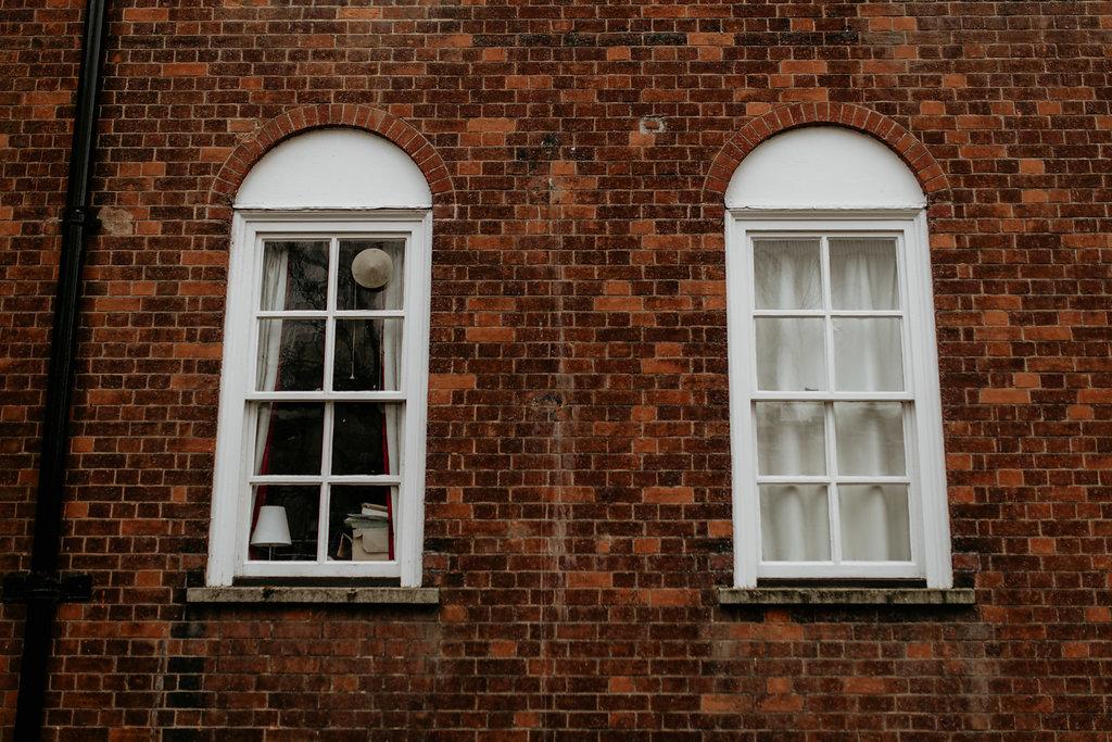Cambridge university windows
