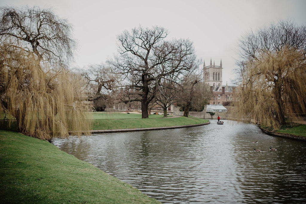 Cambridge canal