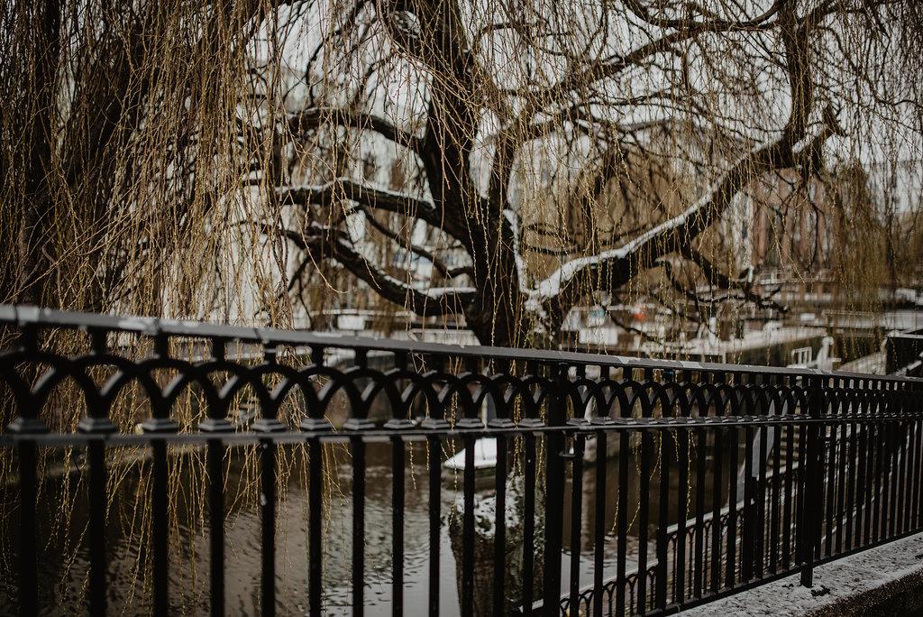 camden london snow