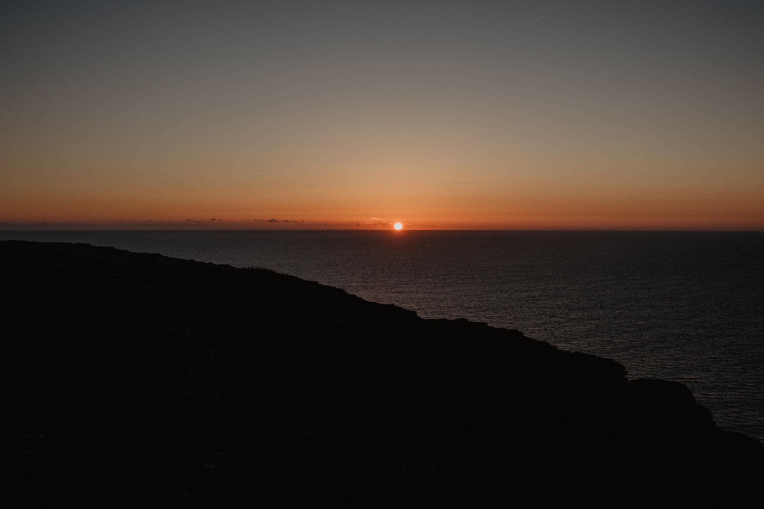 sagres algarve photography sunset