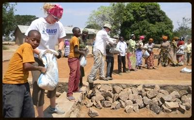 Rachel McBride Tanzania Development Project