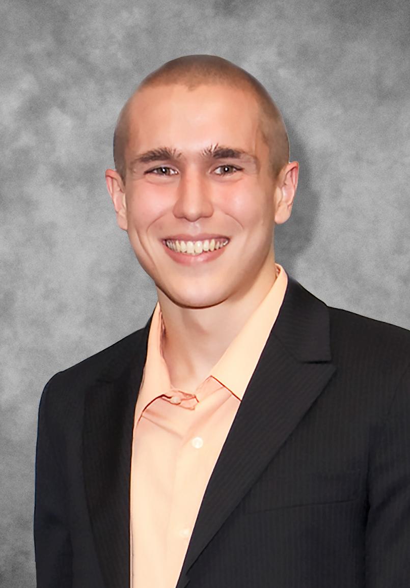 Zach Fiegel, Manager of NBA Merchandising Partnerships