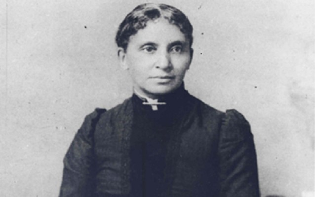 Charlotte Forten, later in life.