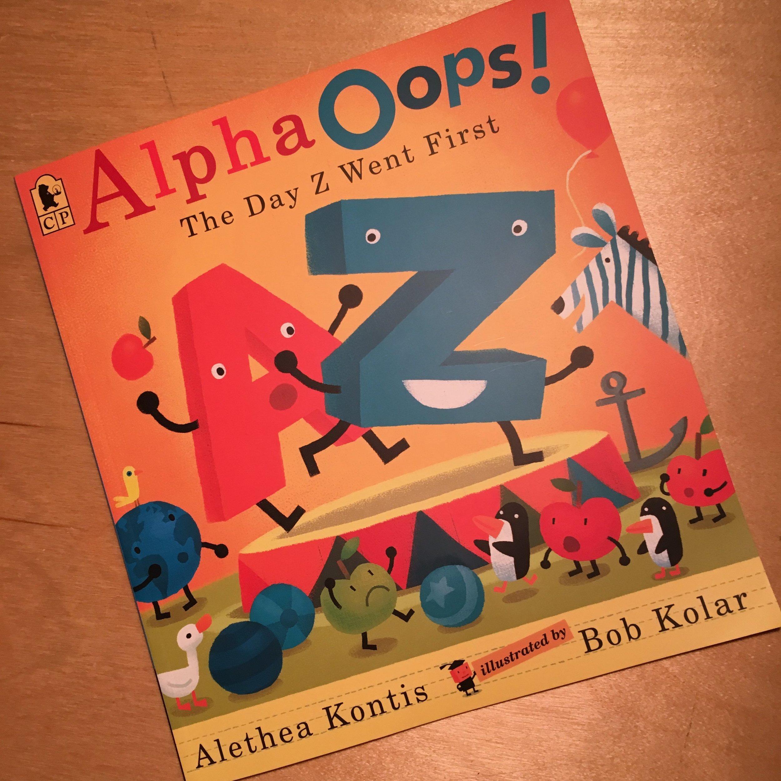 Alpha-Oops just had it's 7th reprint.