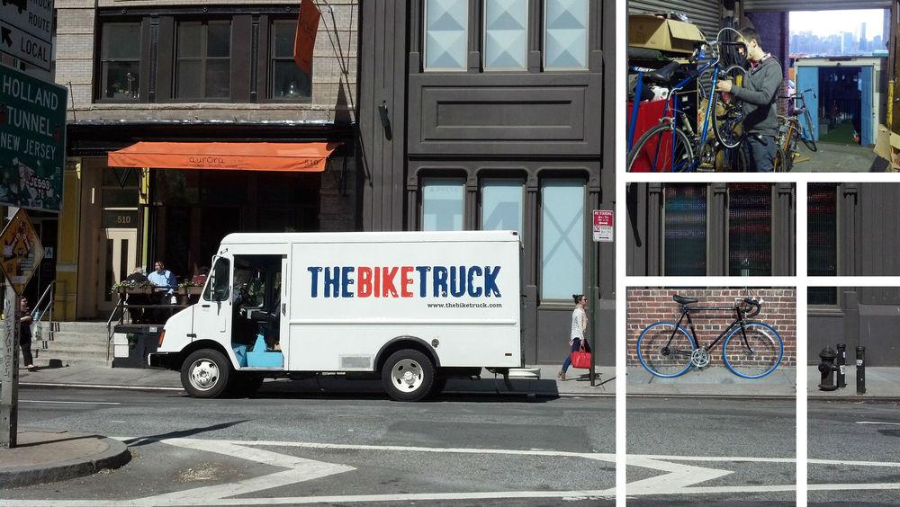 The Bike Truck, 2013