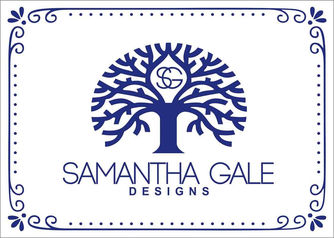 - Samantha Gale Designs, LLC retail store includes a unique mix of custom upholstered one of a kind furniture, home decor, art, and custom designs for order such as barn doors, farmhouse tables and feature walls. All the items within the retail store are in the Vintage Farmhouse style and cannot be found anywhere but in our gorgeous custom store. We pride ourselves on our handmade creations made with heart and soul and full of color and beauty created from new and vintage rare materials. We are a one stop design and retail store for those looking for something truly unique and beautiful!