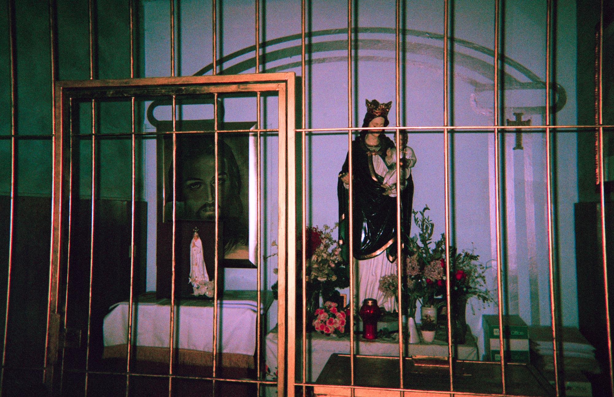 Caged Faith