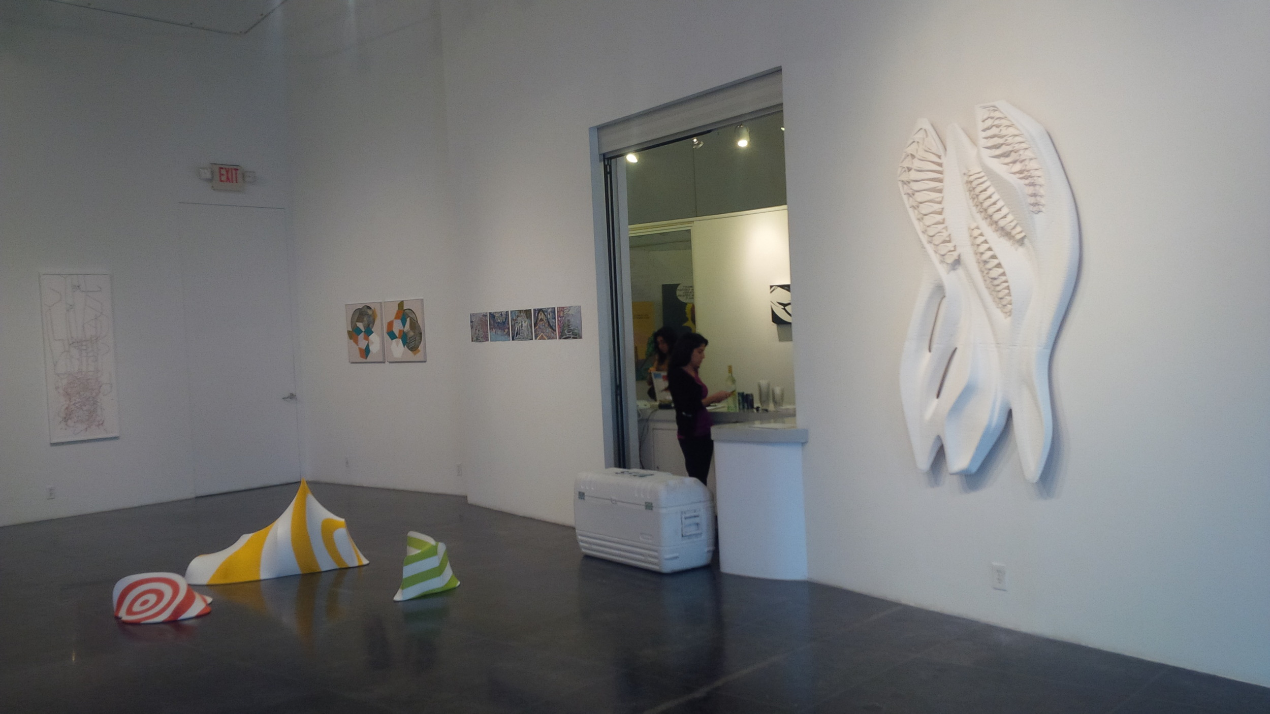 MONAD Studio, RHYTHMICITY, 2013 (right)