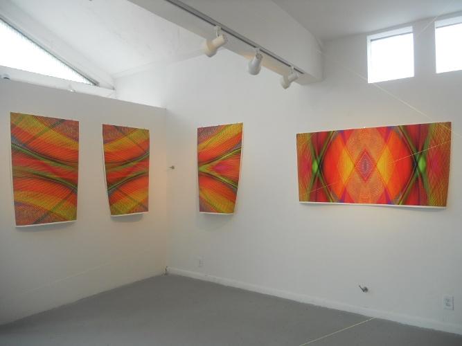 Temisan Okpaku, Intenxion Installation, 2013